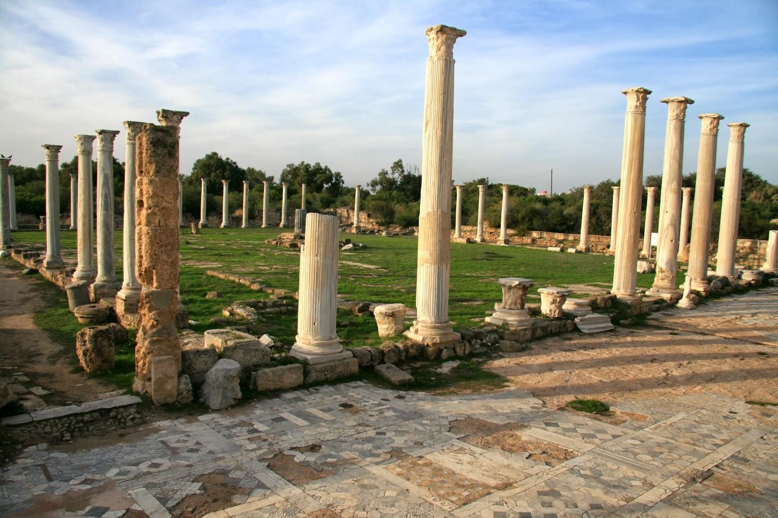 salamis-antik-kenti