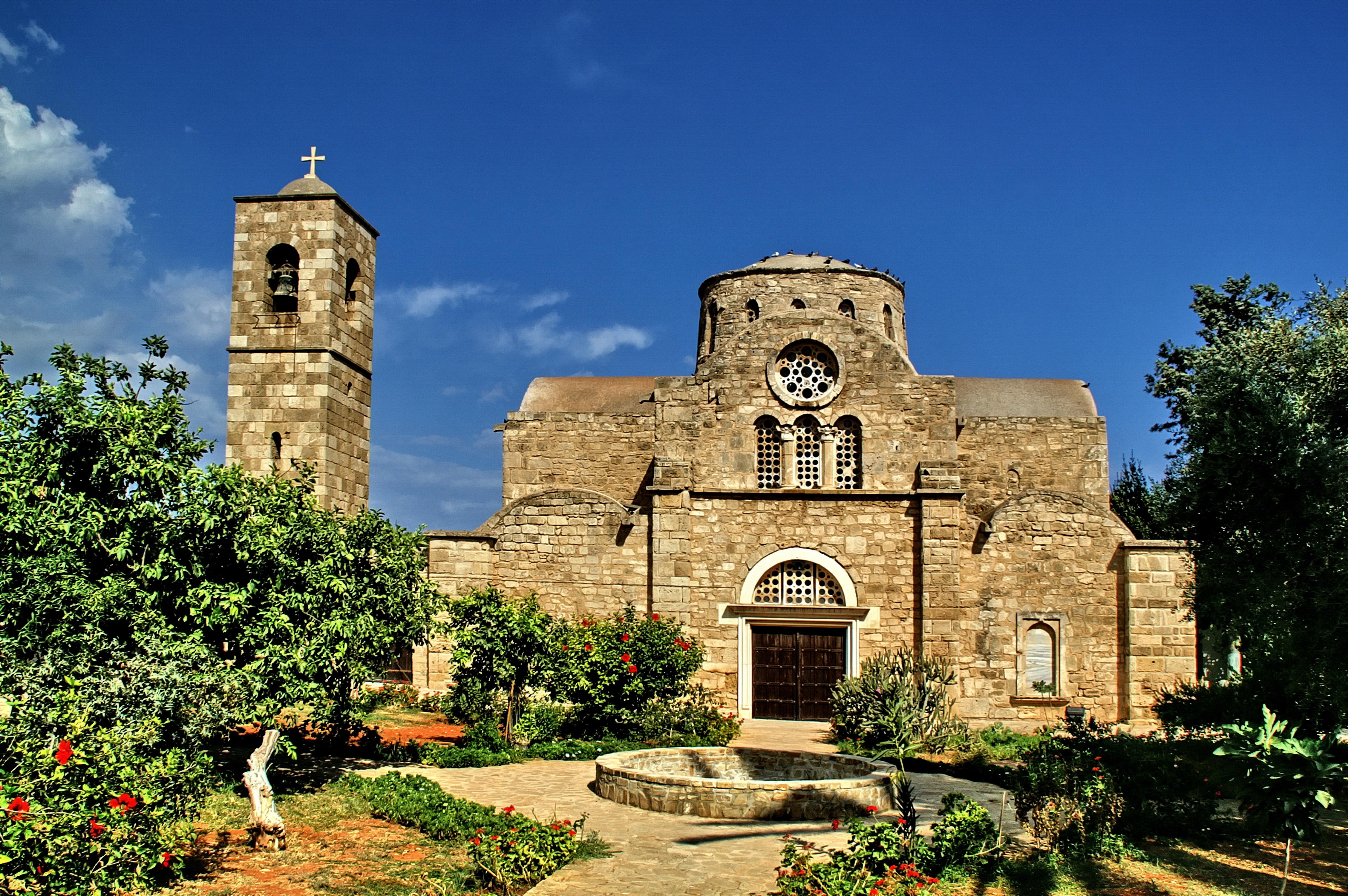 st. barnabas kilisesi
